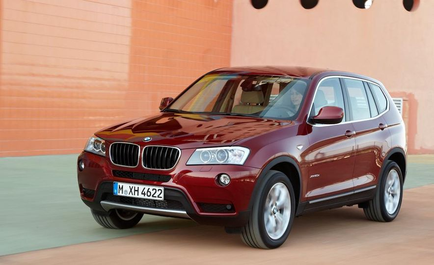 2011 BMW X3 xDrive20d - Slide 103