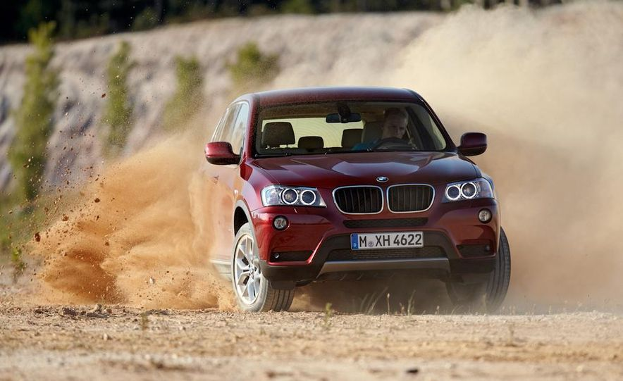 2011 BMW X3 xDrive20d - Slide 106