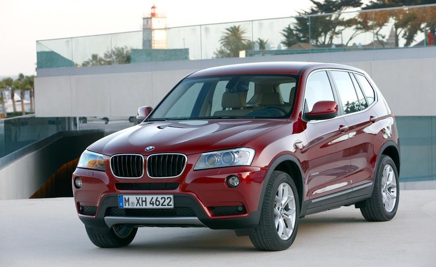 2011 BMW X3 xDrive20d - Slide 107