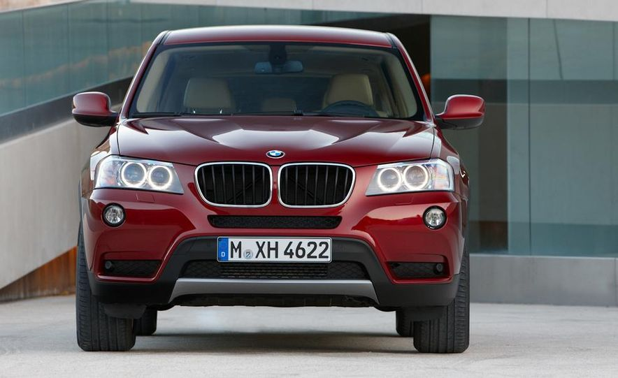 2011 BMW X3 xDrive20d - Slide 111