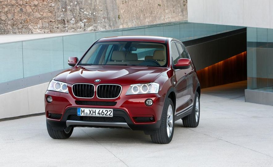 2011 BMW X3 xDrive20d - Slide 112