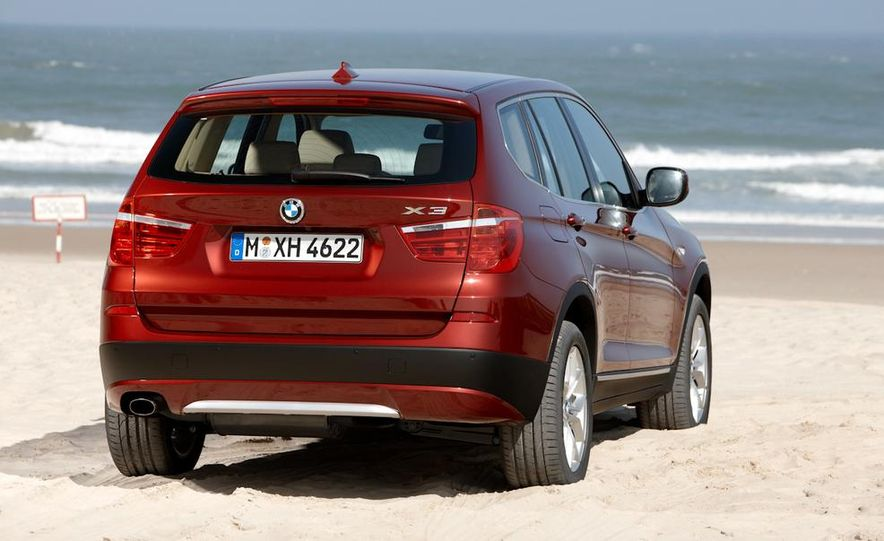 2011 BMW X3 xDrive20d - Slide 113