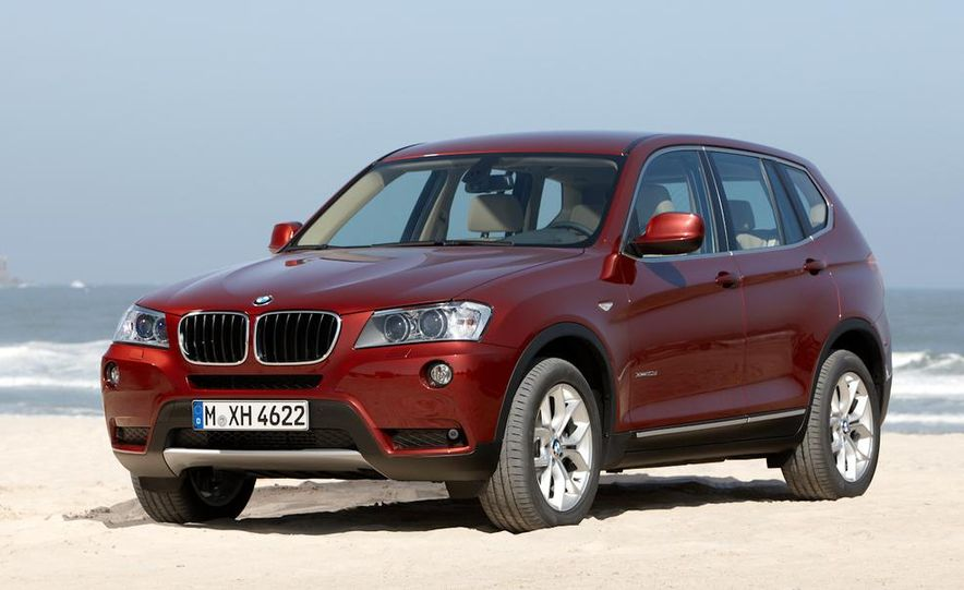 2011 BMW X3 xDrive20d - Slide 114