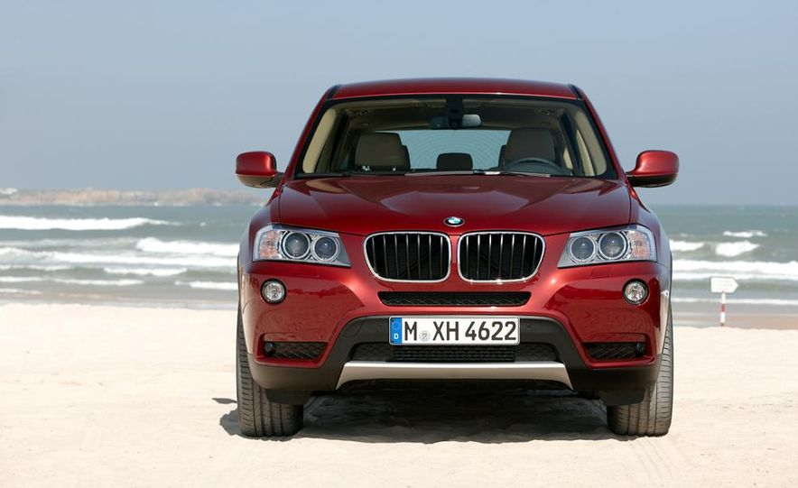 2011 BMW X3 xDrive20d - Slide 115