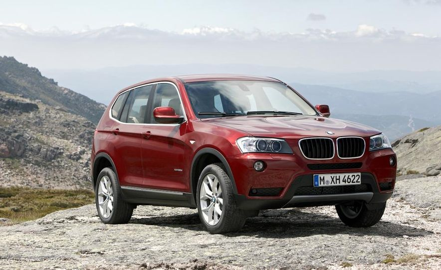 2011 BMW X3 xDrive20d - Slide 116