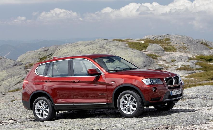 2011 BMW X3 xDrive20d - Slide 117