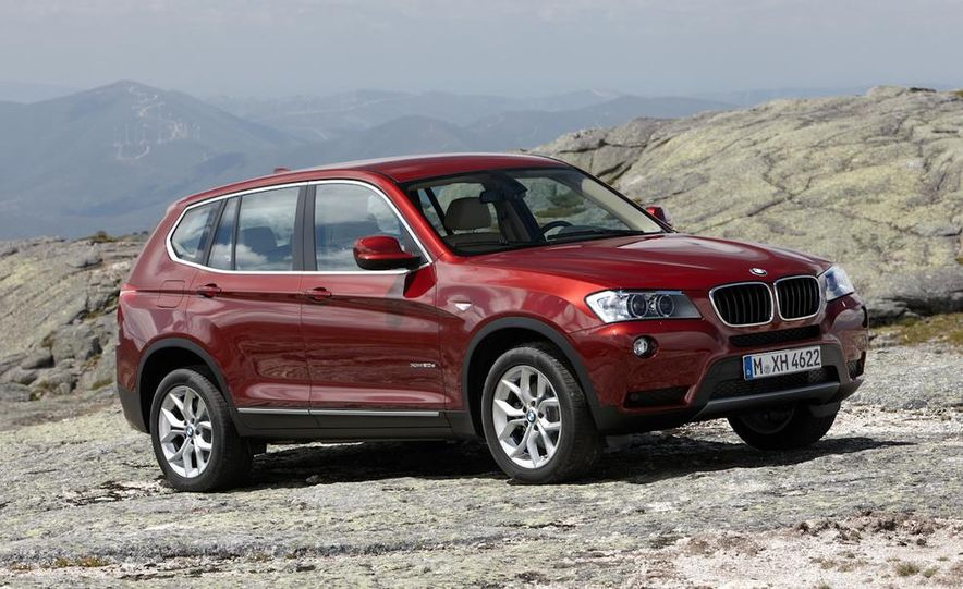 2011 BMW X3 xDrive20d - Slide 120