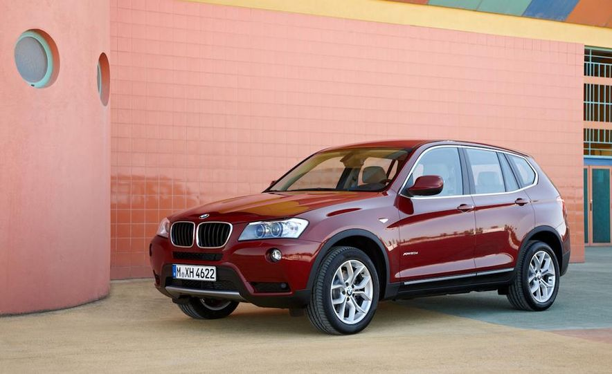2011 BMW X3 xDrive20d - Slide 124