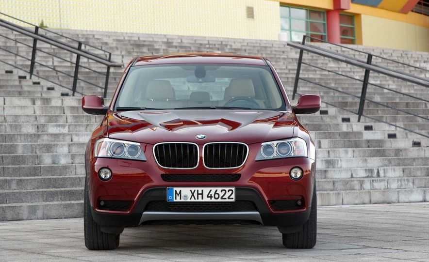 2011 BMW X3 xDrive20d - Slide 126