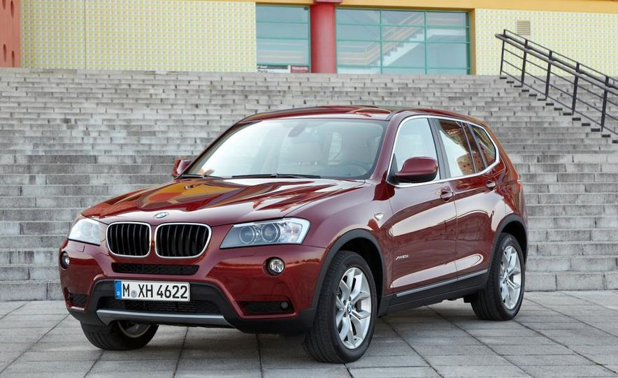 2011 BMW X3 xDrive20d - Slide 127