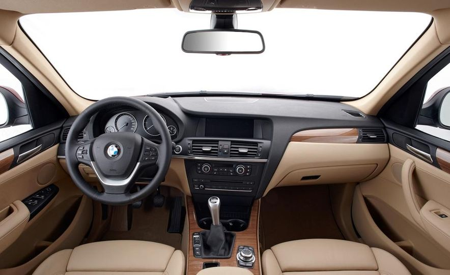 2011 BMW X3 xDrive20d - Slide 135