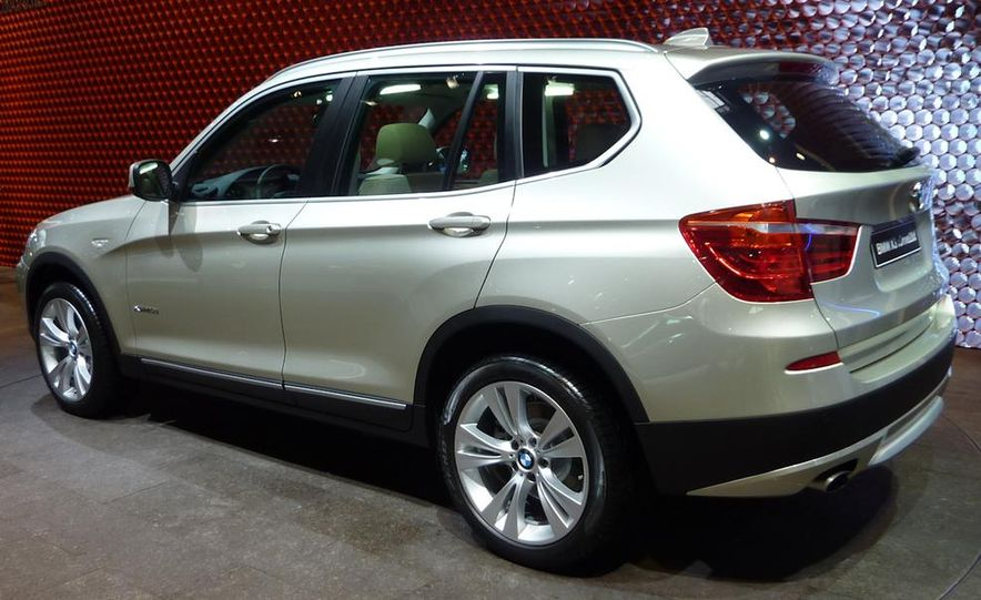 2011 BMW X3 xDrive20d - Slide 4