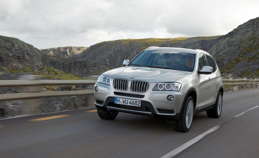 2011 BMW X3 xDrive20d - Slide 18