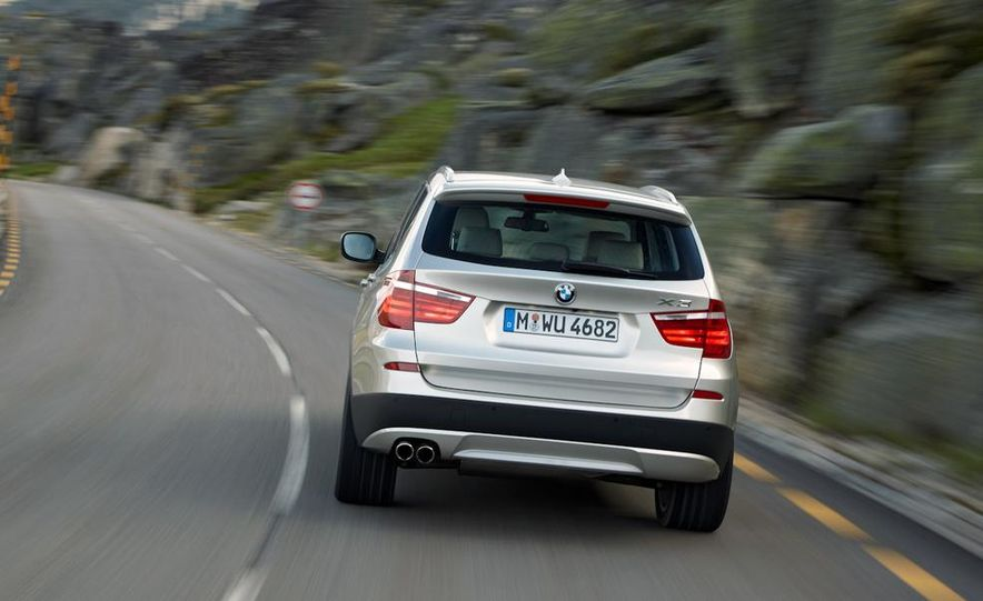 2011 BMW X3 xDrive20d - Slide 19