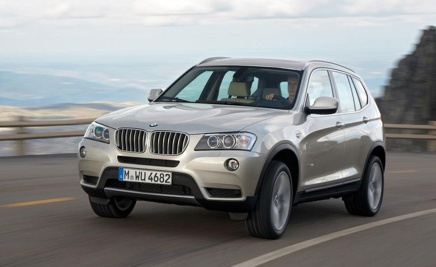2011 BMW X3 xDrive20d - Slide 20