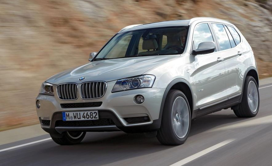 2011 BMW X3 xDrive20d - Slide 24