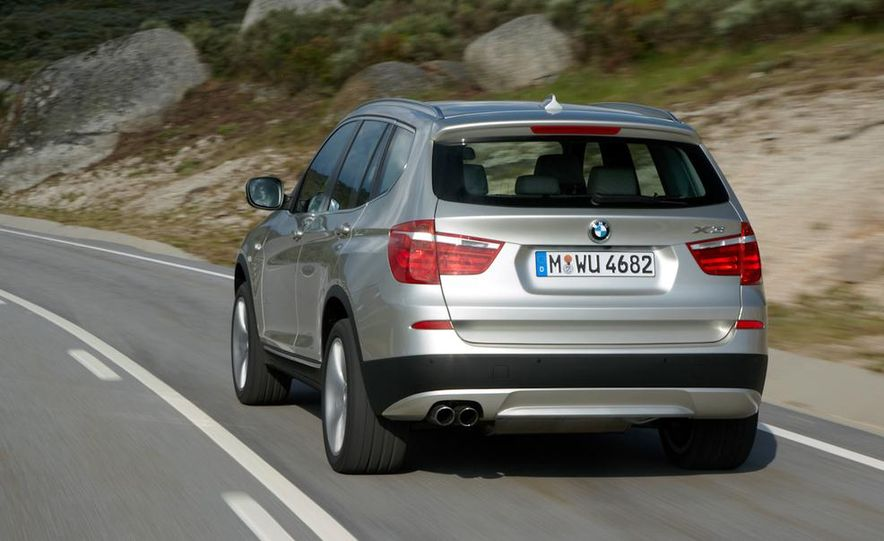 2011 BMW X3 xDrive20d - Slide 27