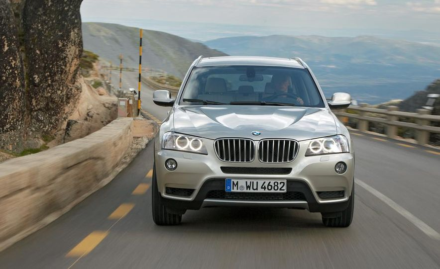 2011 BMW X3 xDrive20d - Slide 28