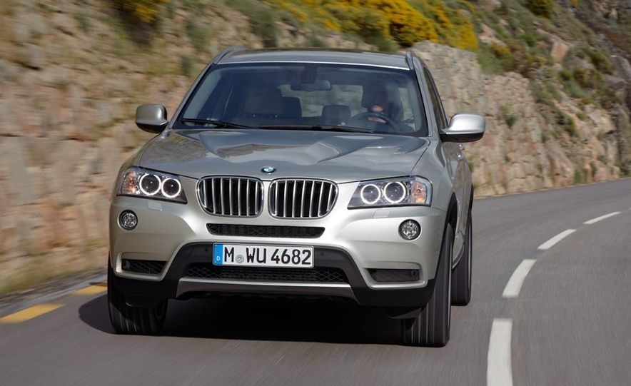 2011 BMW X3 xDrive20d - Slide 29