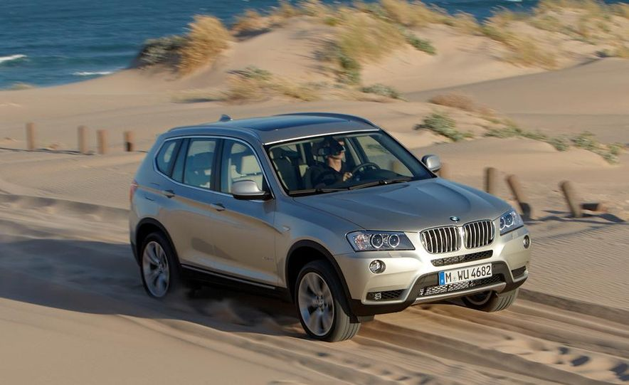 2011 BMW X3 xDrive20d - Slide 32