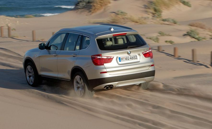 2011 BMW X3 xDrive20d - Slide 33