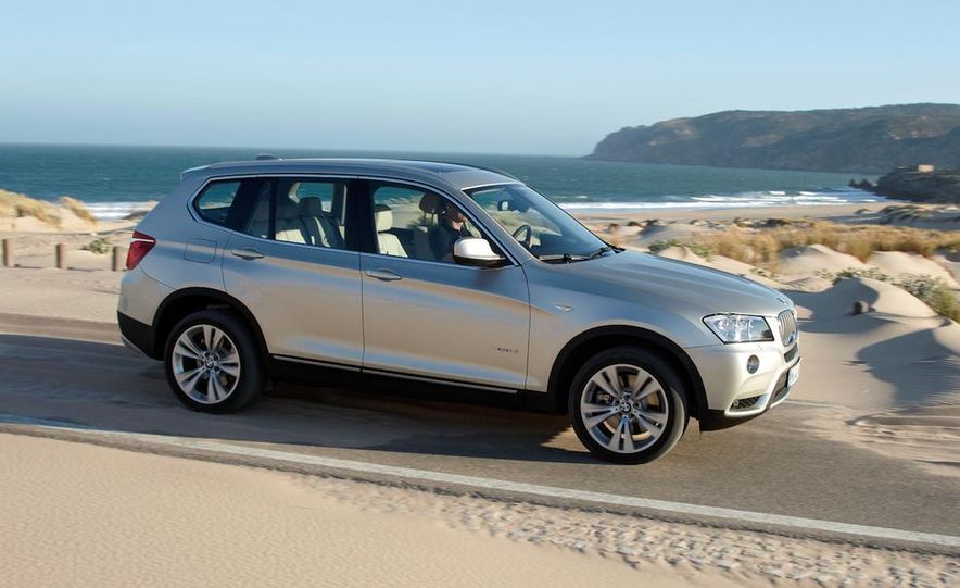 2011 BMW X3 xDrive20d - Slide 34