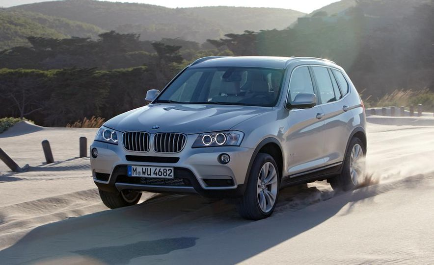 2011 BMW X3 xDrive20d - Slide 35