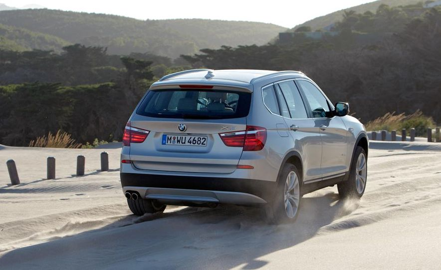 2011 BMW X3 xDrive20d - Slide 36
