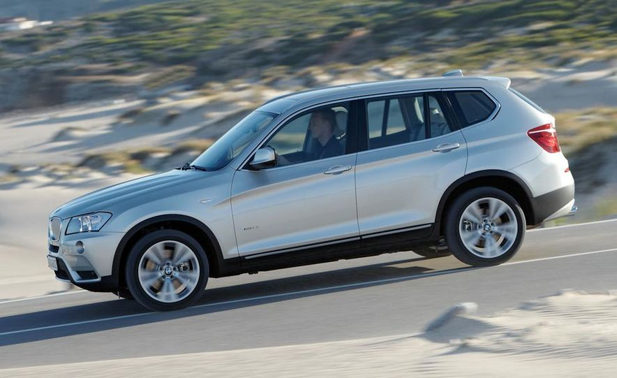 2011 BMW X3 xDrive20d - Slide 37