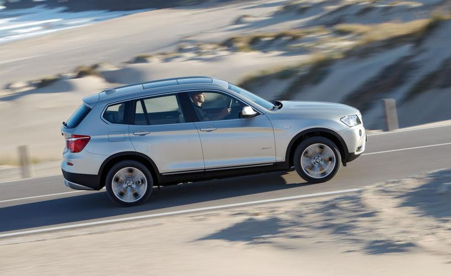 2011 BMW X3 xDrive20d - Slide 38
