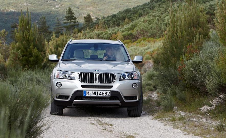 2011 BMW X3 xDrive20d - Slide 39