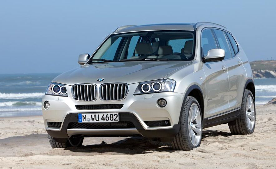 2011 BMW X3 xDrive20d - Slide 44