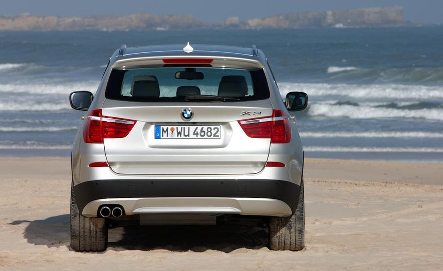 2011 BMW X3 xDrive20d - Slide 45