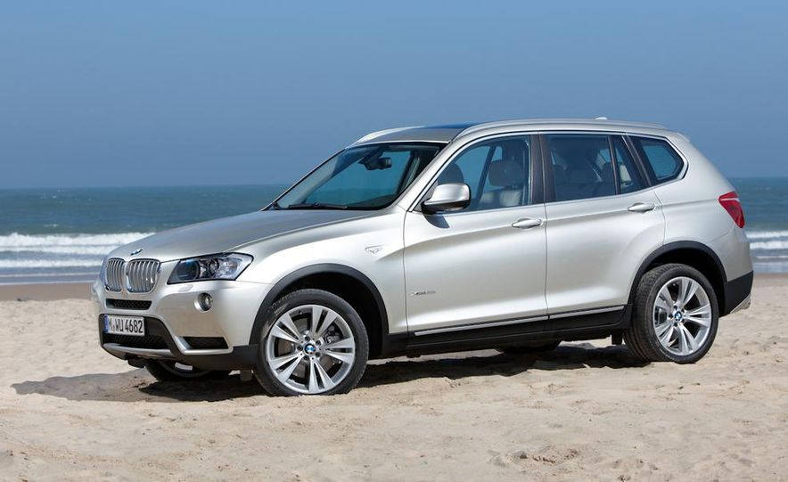 2011 BMW X3 xDrive20d - Slide 47