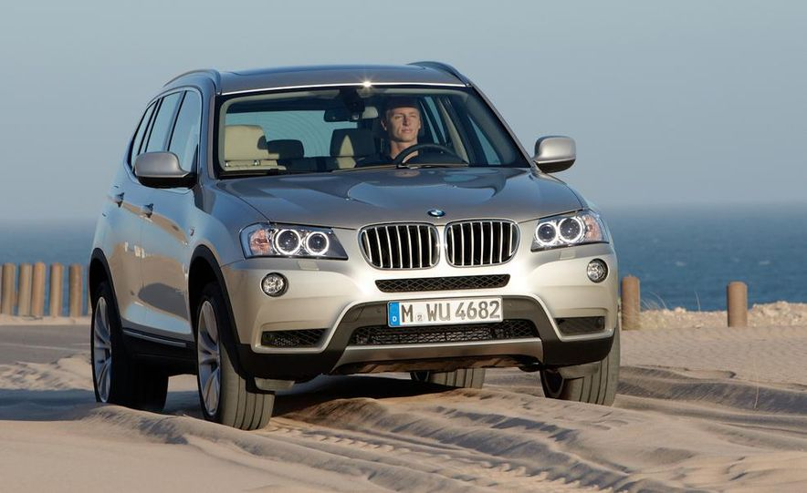 2011 BMW X3 xDrive20d - Slide 48