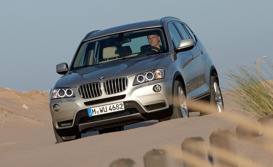 2011 BMW X3 xDrive20d - Slide 49