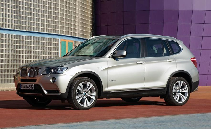 2011 BMW X3 xDrive20d - Slide 52