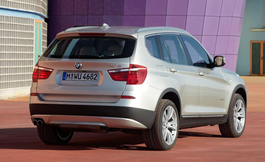 2011 BMW X3 xDrive20d - Slide 54