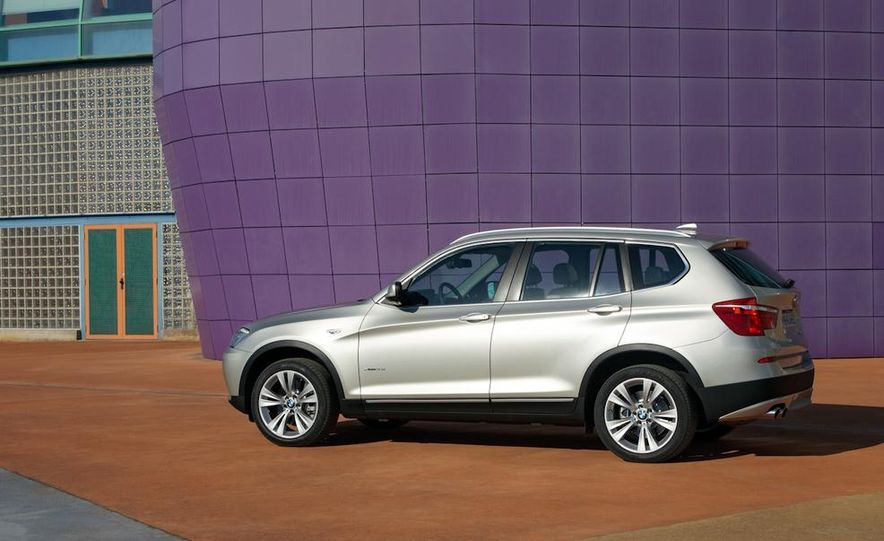 2011 BMW X3 xDrive20d - Slide 55