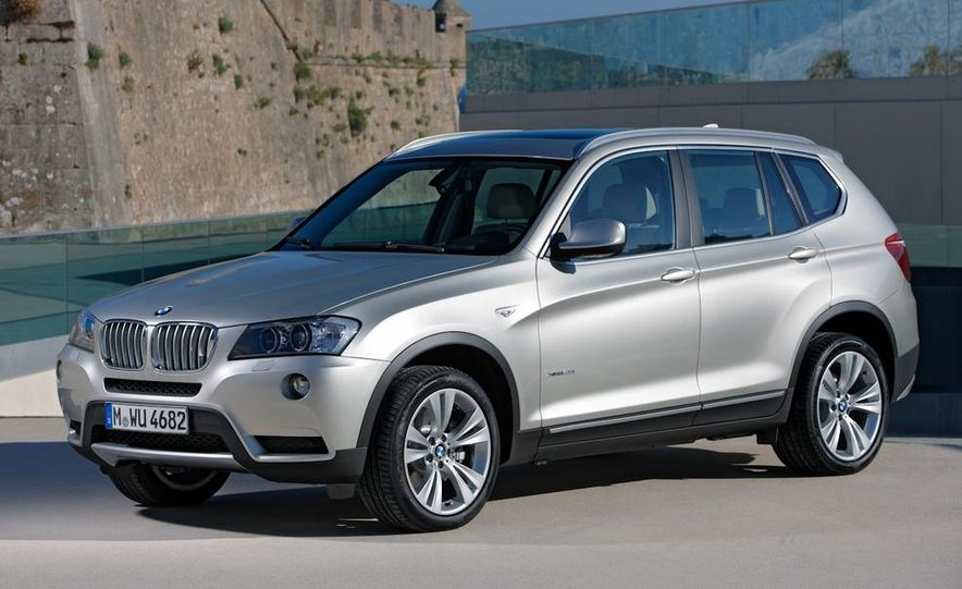 2011 BMW X3 xDrive20d - Slide 56