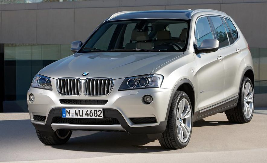 2011 BMW X3 xDrive20d - Slide 57