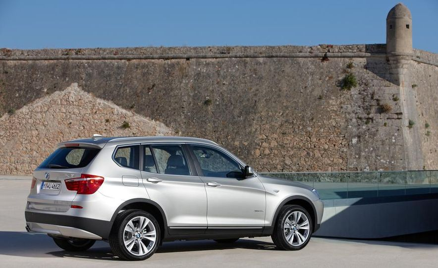 2011 BMW X3 xDrive20d - Slide 60