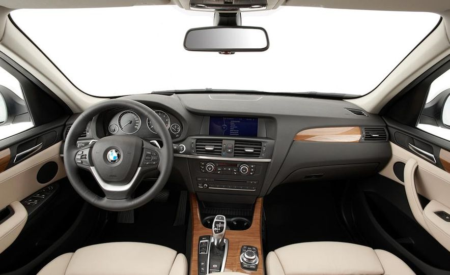 2011 BMW X3 xDrive20d - Slide 75