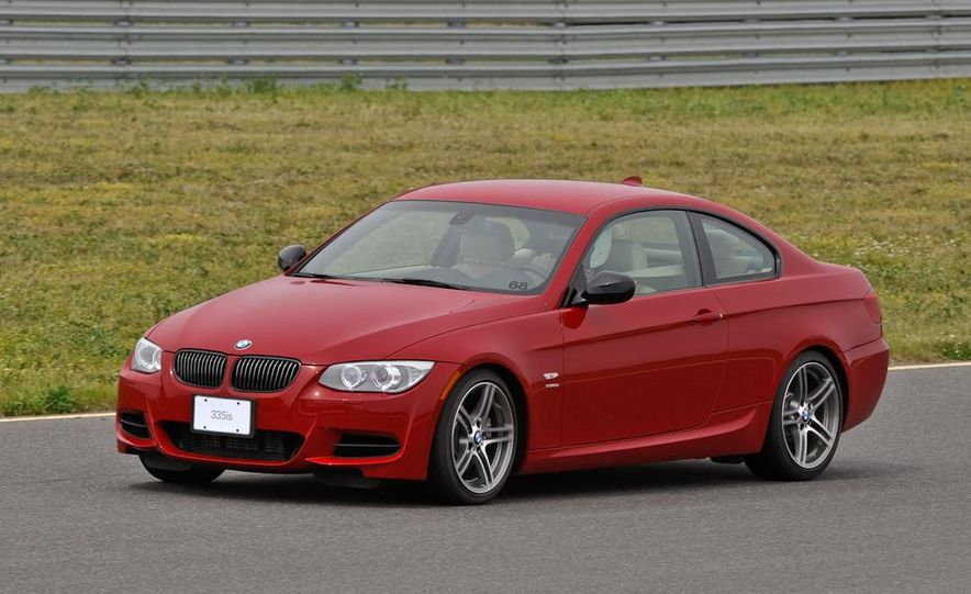 2011 BMW 335is coupe - Slide 9