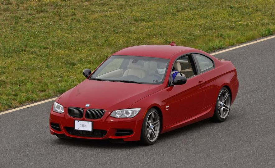 2011 BMW 335is coupe - Slide 10