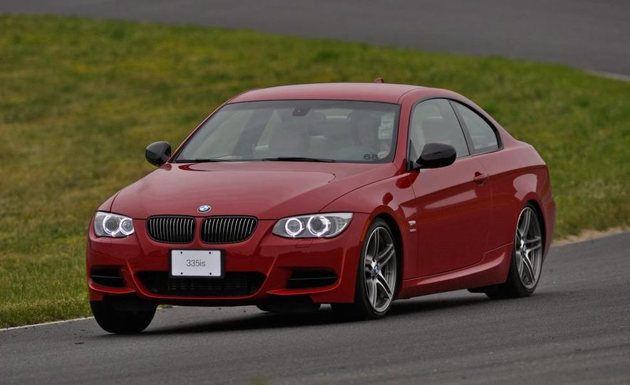 2011 BMW 335is coupe - Slide 11