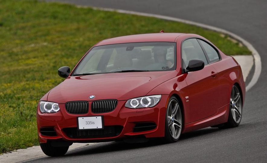 2011 BMW 335is coupe - Slide 12