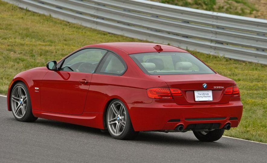 2011 BMW 335is coupe - Slide 13