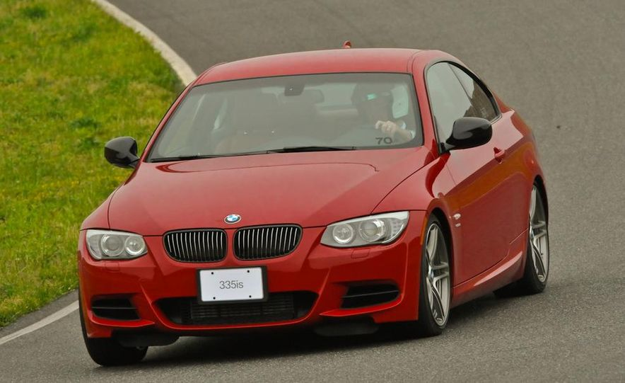 2011 BMW 335is coupe - Slide 14
