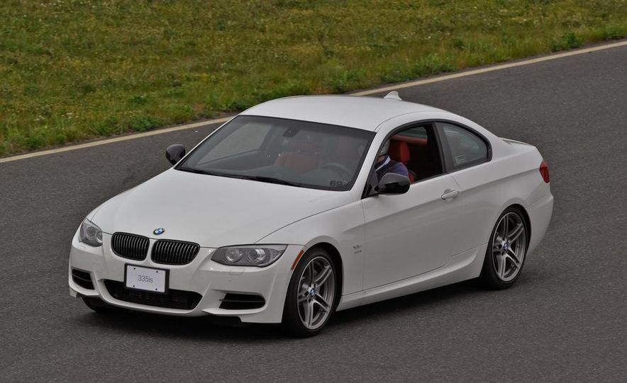 2011 BMW 335is coupe - Slide 16
